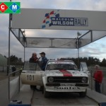 1st Overall-Steve Bannister & Louise Sutherland - Ford Escort Mk 2