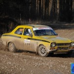 1st Overall Class C2- Darren Grimston & Richard Ross-Ford Escort Mexico