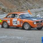 John Everard & Mark Sharpley-Alfa Romeo Sprint GT