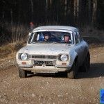 Rob Rook & Bernard Nolan-Ford Escort Mk1