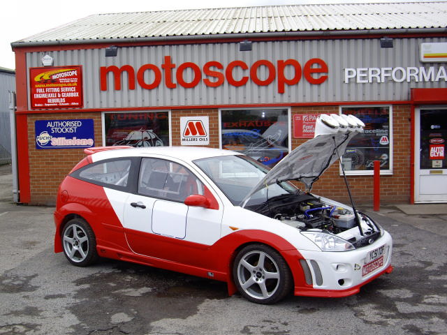 Focus Clubmans Rally car ... & Motoscope Gallery - Motoscope markmcfarlin.com