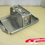 Red top 30 battery tray