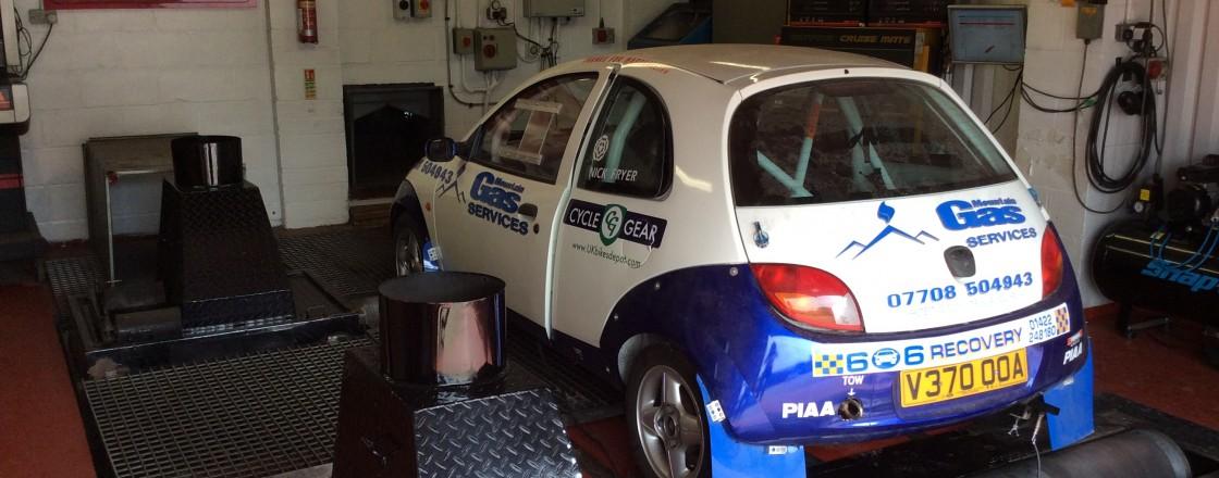 Ka Rally Car Ecu Mapping
