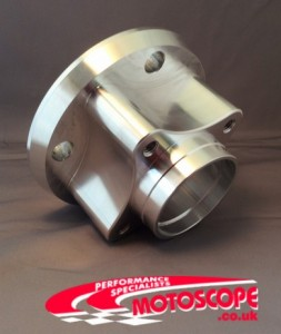 Light weight hub rear