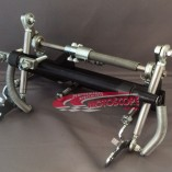 BDA Throttle linkage