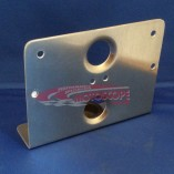 Twin fuel pump bracket