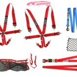 MH460-9001 rally pack red