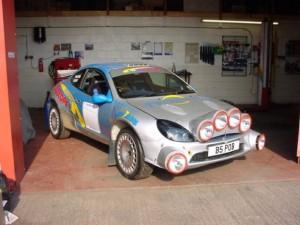 Motoscope Puma WRC