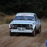 Charlie Taylor & Mick Johnson - Ford Escort Mk 2