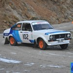 1st Overall- Charlie Taylor & Steve Bielby- Ford Escort Mk2