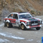 Barry Jordan & Jaime Gratton-Smith Ford Escort Mk 2
