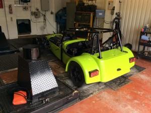 tiger kit car