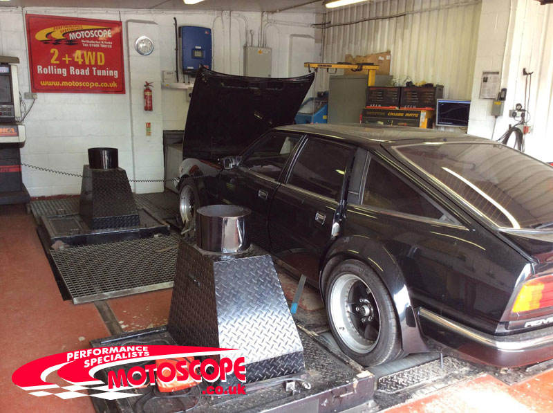 Rolling Road Tuning – Rover V8