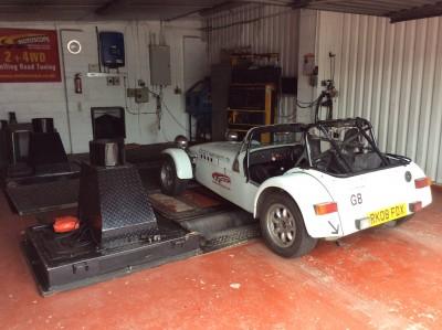 Caterham Track Car