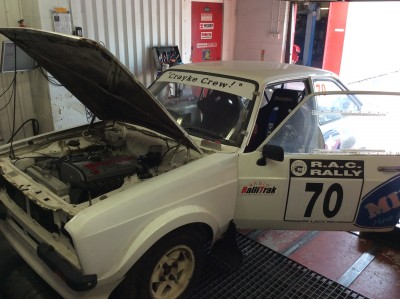 MK2 Escort New Carburettors & Omex ECU