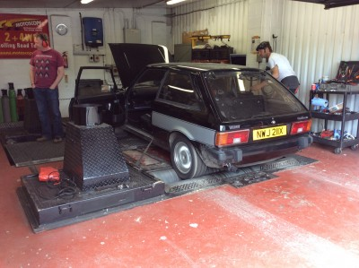 Lotus Sunbeam