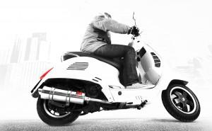 Scorpion Vespa GTS 300 high res