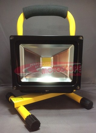 Draper COB 20w LED Worklamp