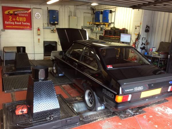MK2 Escort RS2000