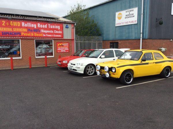 MK1 MK2 Cosworth